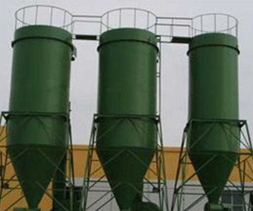 赤峰XD-Ⅱ型多管旋风除尘器
