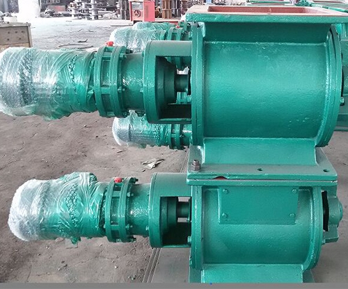 锡林郭勒YJD-B型星型卸料器