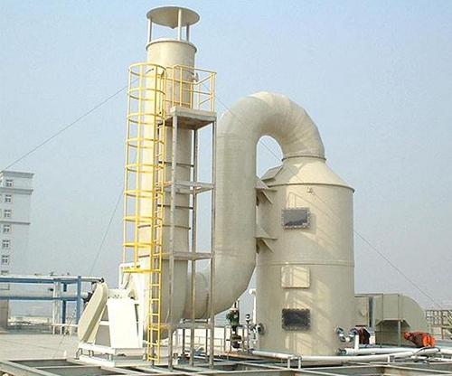 喷淋塔设计