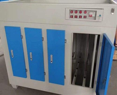 UV光氧净化器原理
