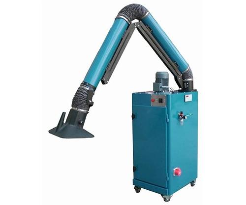 焊接式除尘器设计效果